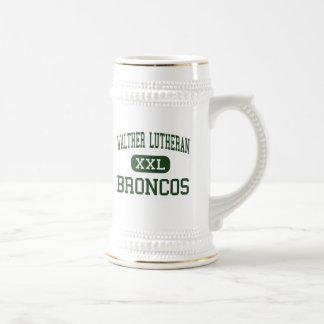 WALTHER LUTHERAN - BRONCOS - HIGH - Melrose Park Mugs