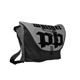 Walther PP Courier Bag