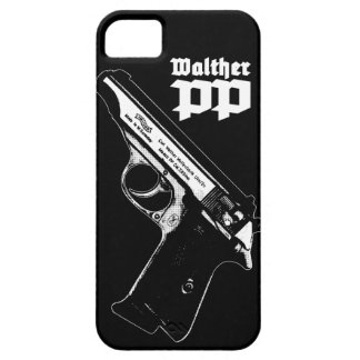 Walther PP iPhone SE/5/5s Case