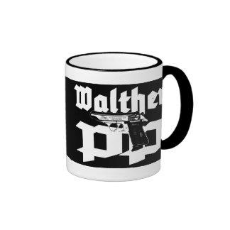 Walther PP Taza De Dos Colores