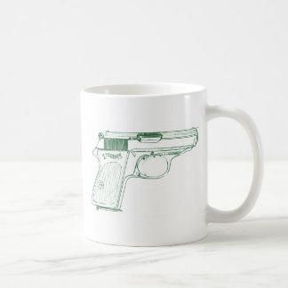 Walther PPK Coffee Mug