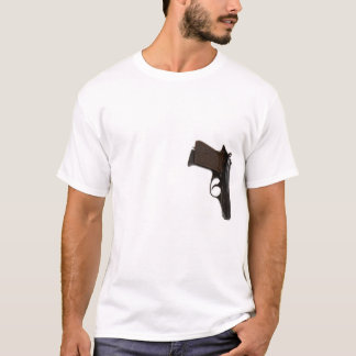 Walther PPK shoulder hoster T-Shirt
