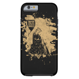 Walther von der Vogelweide - natural bleached Tough iPhone 6 Case