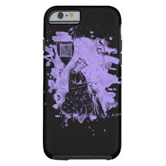 Walther Von Der Vogelweide - violet bleached Funda Resistente iPhone 6