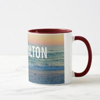 WALTON DEL SUR, la FLORIDA - vare en la taza de la