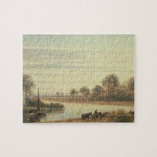 Walton on Thames Jigsaw Puzzle