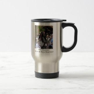 Walt's Basement Travel Mug