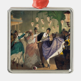 Waltz at the Bal Mabille Ornament