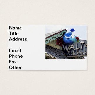 Waltz Business Card