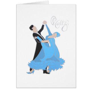 Waltz Card