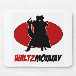 waltz DANCE DESIGNS Mouse Pad
