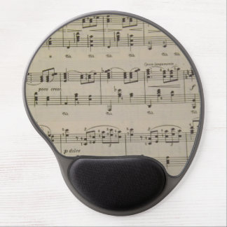 Waltz Gel Mouse Pad