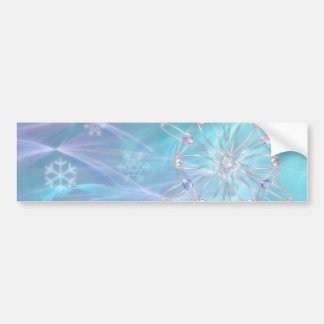 Waltz of the Snowflakes Bumper Sticker