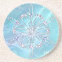 Waltz of the Snowflakes Coaster