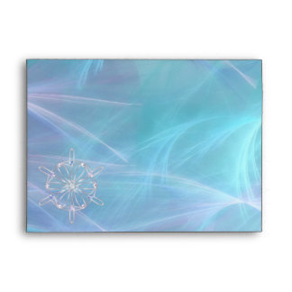 Waltz of the Snowflakes Envelope