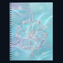 Waltz of the Snowflakes Notebook