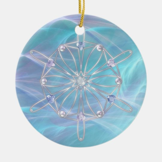 Waltz of the Snowflakes Ornament