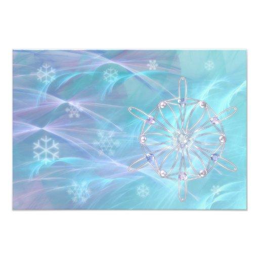 Waltz of the Snowflakes Photo Print