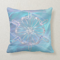 Waltz of the Snowflakes Pillow
