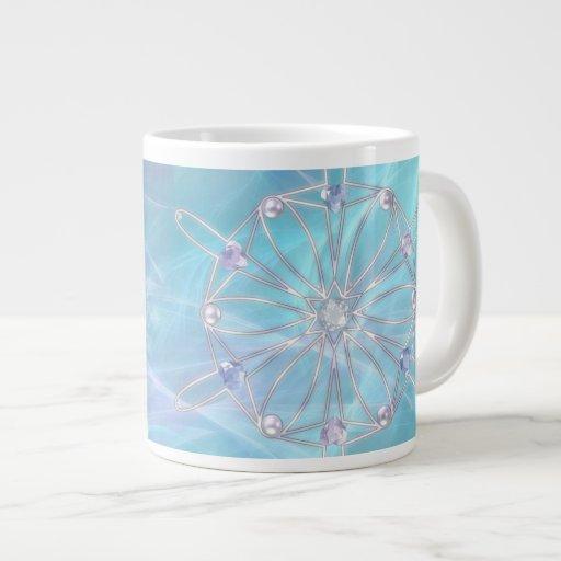 Waltz of the Snowflakes Specialty Mug Jumbo Mugs