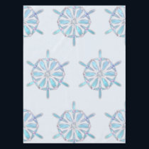 Waltz of the Snowflakes Tablecloth