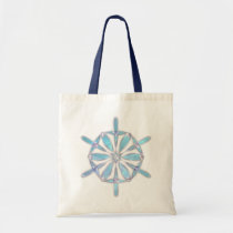 Waltz of the Snowflakes Tote Bag
