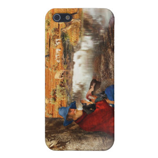 Waltzing Matilda iPhone 5 Covers