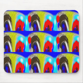 Waltzing waterfalls mouse pad