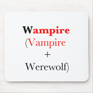wampire mouse pad