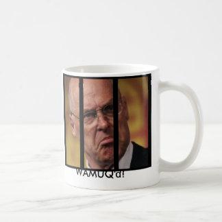 WAMUQ'd! Coffee Mug