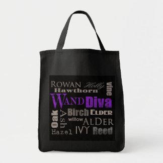 WAND Diva Tote Bag