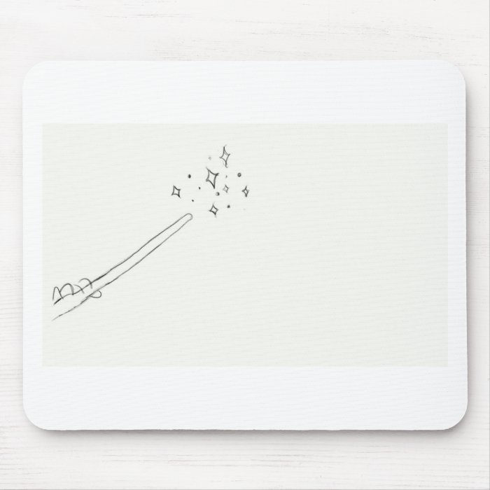 Wand Mouse Pad