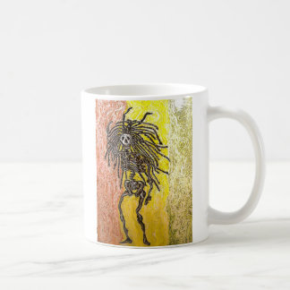 Wand rope of father of reggae coffee mugs