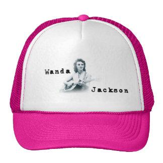 Wanda cap mesh hat