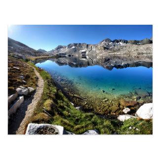 Wanda Lake 1 - John Muir Trail Postcard