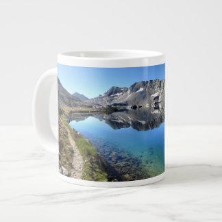 Wanda Lake 1 - John Muir Trail Extra Large Mug