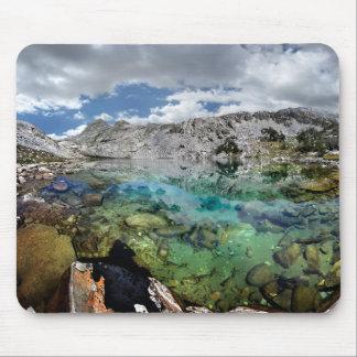 Wanda Lake 3 - John Muir Trail Mousepads