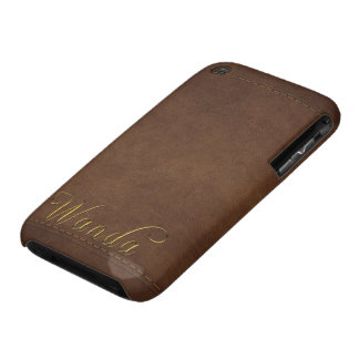 WANDA Leather-look Customised Phone Case