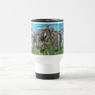 Wanda the Wombat Travel Mug