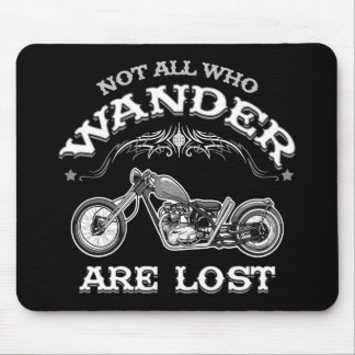 Wander Lost 1016 Mouse Pad