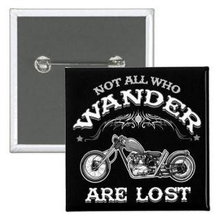 Wander Lost 1016 Pinback Button