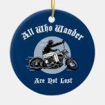Wander Lost Christmas Ornaments