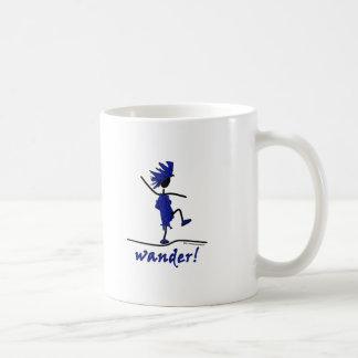Wander! Coffee Mug