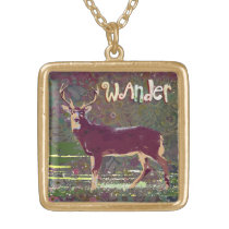 Wander Necklace