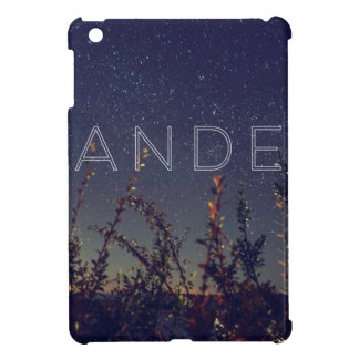 Wander Under The African Sky iPad Mini Cover
