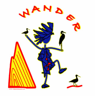 Wander Whimsy Photo Statuette