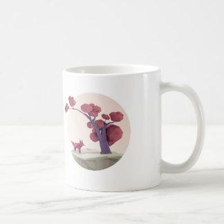 Wander & wonder coffee mug