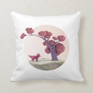 Wander & wonder throw pillow