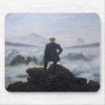 Wanderer above the Sea of Fog Mousepad