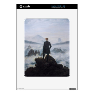 Wanderer above the Sea of Fog Skins For iPad